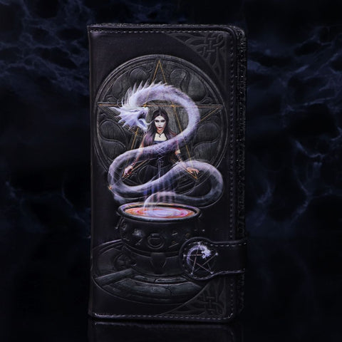 Anne Stokes The Summoning Embossed Purse