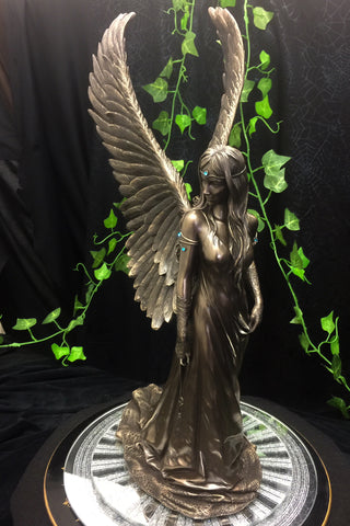 Anne Stokes Spirit Guide Bronze