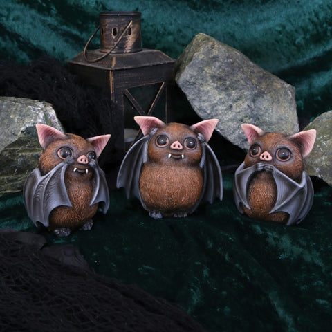 Three Wise Bats