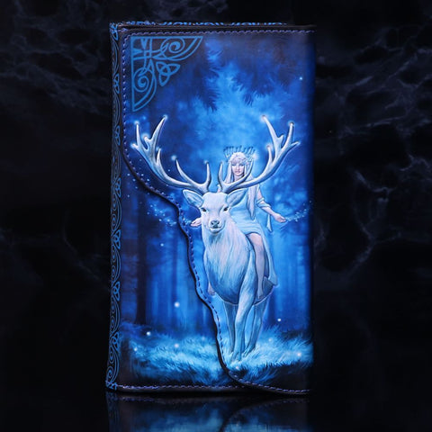 Anne Stokes Fantasy Forest Embossed Purse
