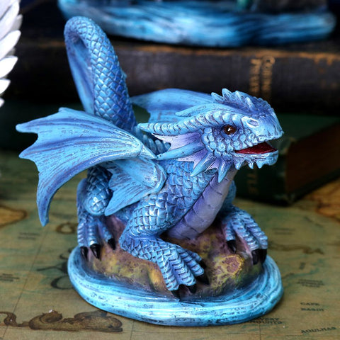 Anne Stokes Baby Water Dragon