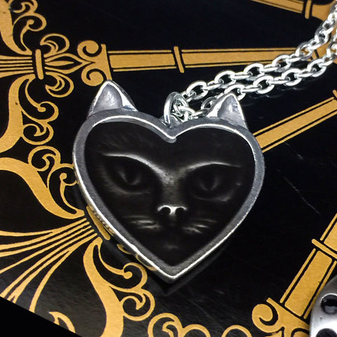 Alchemy Love Cat Pendant