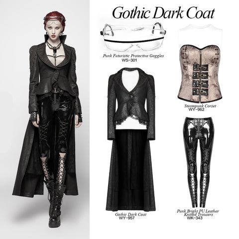 Punk Rave Cersei Jacket WY-957 Outfit