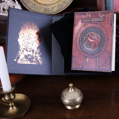 Fire and Blood Journal Game of Thrones