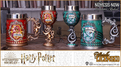 Harry Potter Goblets and Tankards