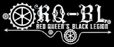 RQBL Red Queen Black Legion Steampunk Clothing