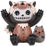 Furrybones Hugh Wolverine Large | Angel Clothing
