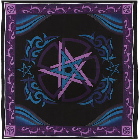 Pentacle Altar Cloth | Angel Clothing