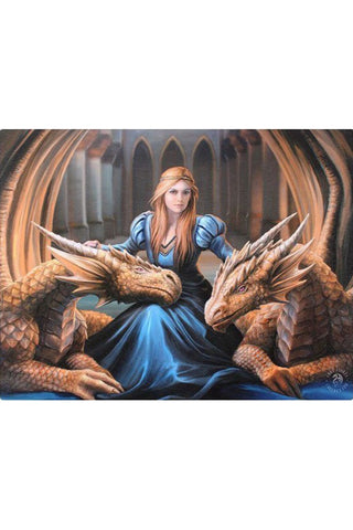 Anne Stokes Fierce Dragon Picture | Angel Clothing