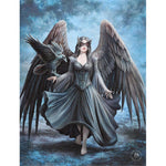 Anne Stokes Raven Picture | Angel Clothing