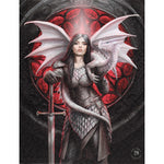 Anne Stokes Valour Picture | Angel Clothing