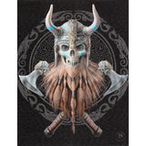 Anne Stokes Viking Skull Picture | Angel Clothing