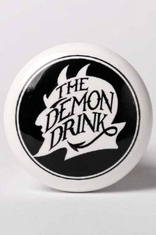Alchemy Demon Drink Bottle Stopper | Angel Clothing