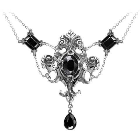 Alchemy Queen of the Night Necklace | Angel Clothing