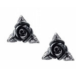 Alchemy Ring O' Roses Studs | Angel Clothing