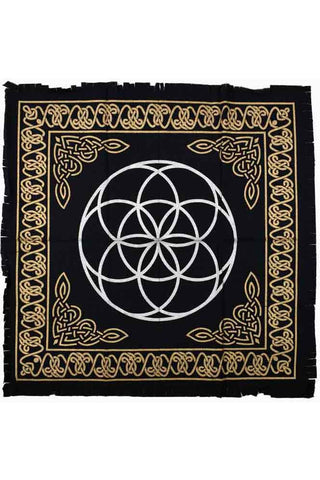 Altar Cloth Seed of Life | Angel Clothing
