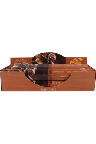 Anne Stokes Desert Dragon Incense Sticks | Angel Clothing