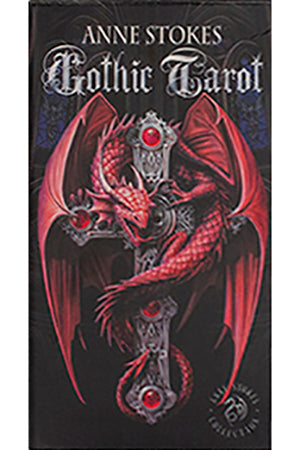 Anne Stokes Gothic Fantasy Tarot Cards | Angel Clothing