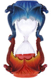 Anne Stokes Ice Flame Sand Timer | Angel Clothing
