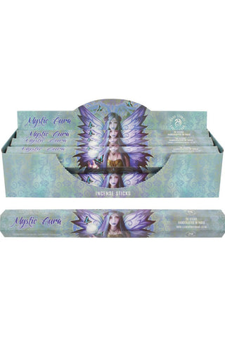 Anne Stokes Mystic Aura Incense Sticks | Angel Clothing