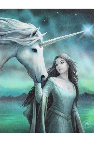 Anne Stokes North Star Unicorn Picture | Angel Clothing