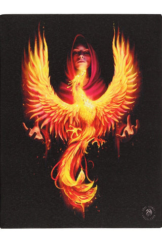 Anne Stokes Phoenix Rising Picture | Angel Clothing