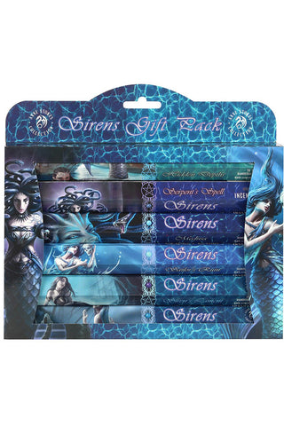 Anne Stokes Sirens Incense Stick Gift Pack | Angel Clothing