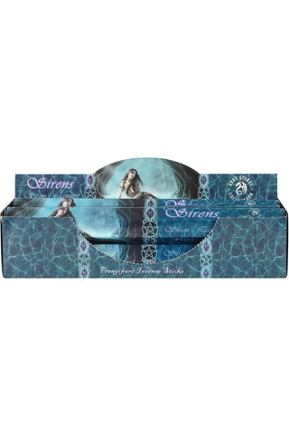 Anne Stokes Sirens Lament incense Sticks | Angel Clothing
