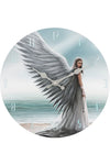Anne Stokes Spirit Guide Clock | Angel Clothing