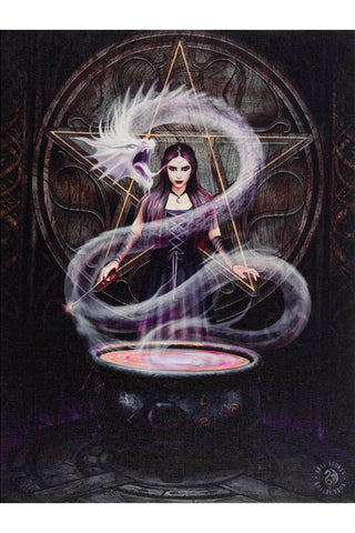 Anne Stokes The Summoning Picture | Angel Clothing