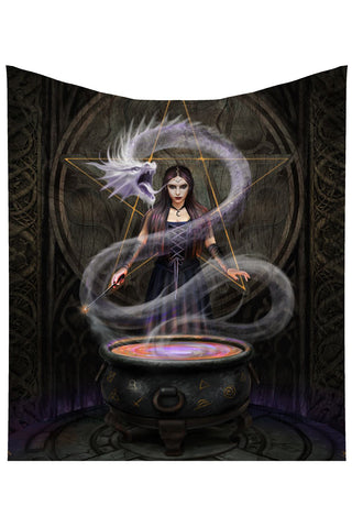 PRE-ORDER Anne Stokes The Summoning Throw | Angel Clothing
