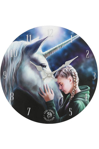 Anne Stokes The Wish Clock | Angel Clothing