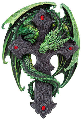 Anne Stokes Woodland Guardian Plaque | Angel Clothing