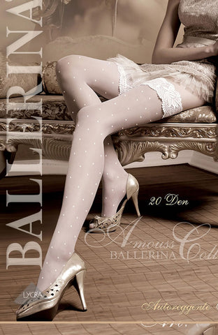 Ballerina 006 Hold Ups | Angel Clothing