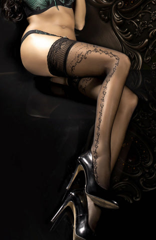 Ballerina 286 Hold Ups | Angel Clothing