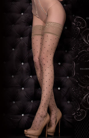 Ballerina Hush Hush 325 Hold Ups | Angel Clothing