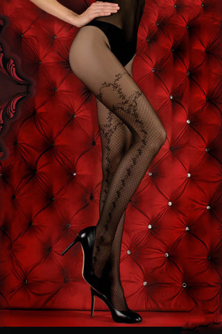 Ballerina Hush Hush 358 Tights | Angel Clothing