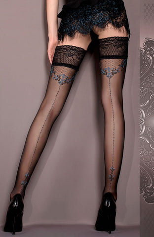 Ballerina 415 Hold Ups Stockings | Angel Clothing