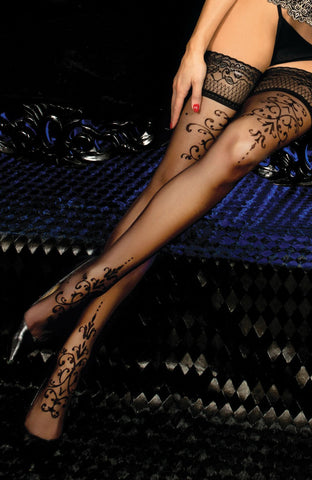 Ballerina 447 Hold Ups | Angel Clothing