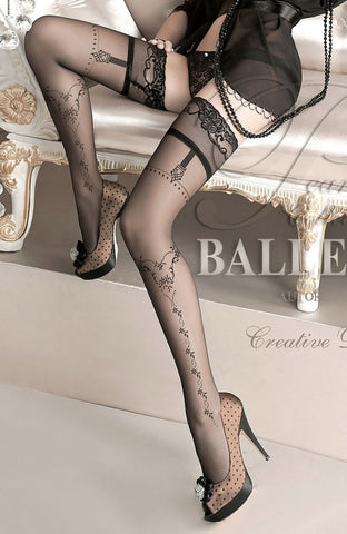 Ballerina 127 Hold Ups | Angel Clothing