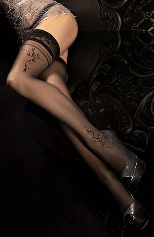 Ballerina 291 Hold Ups | Angel Clothing