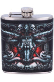 Baphomet Hip Flask | Angel Clothing