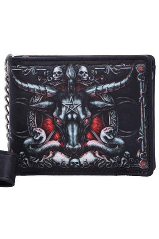 Baphomet Wallet | Angel Clothing