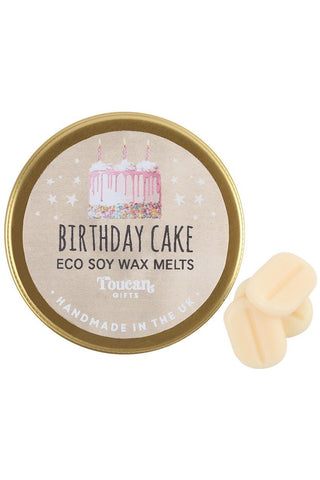 Toucan Gifts Birthday Cake Eco Soy Wax Melts | Angel Clothing