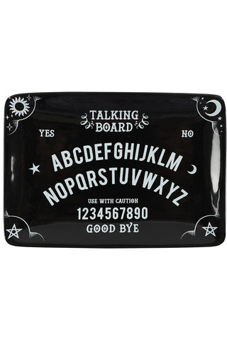 Black Talking Board Trinket Dish | Angel Clothing