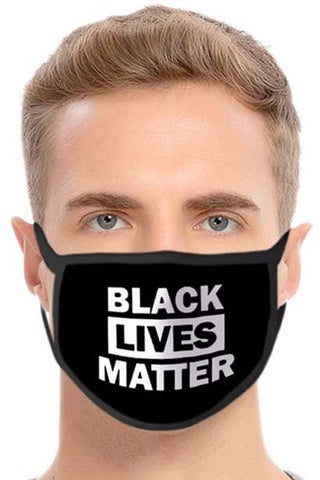 Black Lives Matter Face Mask | Angel Clothing