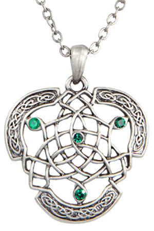 Mystica Celtic Knotwork Necklace