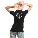 Cupcake Cult Cult Wednesday T | Angel Clothing