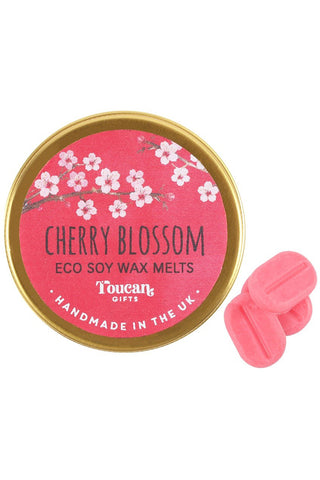 Toucan Gifts Cherry Blossom Eco Soy Wax Melts | Angel Clothing