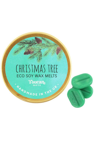 Christmas Tree Soy Wax Melts | Angel Clothing